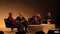 Дискуссия в музее Хиршхорна. Вашингтон, Округ Колумбия