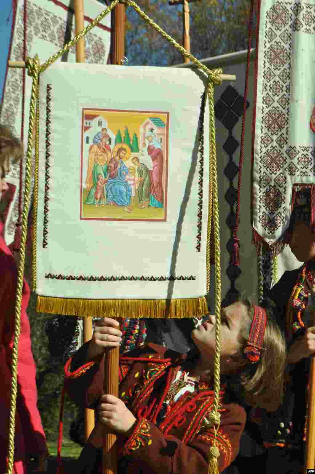 Українська церква Святої Трійці в околицях Вашингтона відзначила 30-ий ювілей