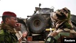 Témoignages de quelques parents de militaires tchadiens arrêtés