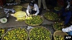 Người làm công ăn lương Việt Nam 'chịu tác động lớn trong tình hình kinh tế bất ổn năm 2010'.