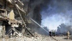 انفجار سه بمب اتومبیلی در شمال عراق