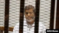 Tsohon shugaban Masar, Muhammed Morsi a tsare a gidna kurkuku