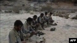 Thành viên nhóm nổi dậy Houthi