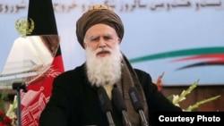 آقای سیاف میگوید که کشورهای منطقه باید از مداخله در امور افغانستان خودداری کنند