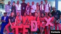 Equipa do TEDx São Tomé 2018