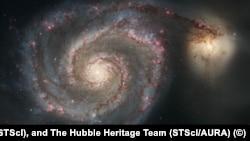کائنات میں کروڑوں کہکشائیں موجود ہیں۔