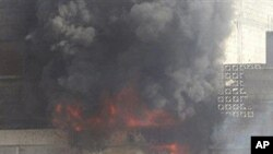 حمص میں شامی سیکیورٹی فورسز کی کاروائیاں جاری