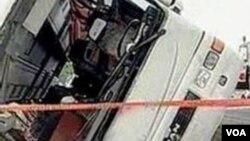Avtobus qəzası