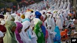 زنان مسلمان در اندونیزیا