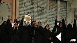 Антиурядові протести у Бахрейні