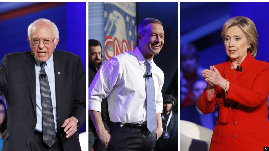 Clinton, Sanders poised to face off in Iowa