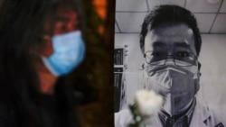 李文亮去世引公愤 言论自由呼声高涨