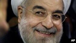 이란 차기 대통령으로 당선된 중도파 하산 로우하니 전 핵협상 수석대표
