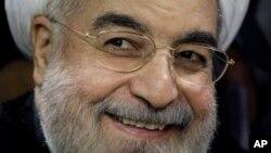 حسن روحانی، کاندید میانه رو ایران و نزدیک به اصلاح طلبان در انتخابات ریاست جمهوری