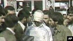 دیپلمات های آمریکایی بیش از یکسال در ایران گروگان بودند.