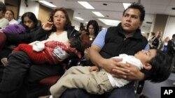 Người gốc châu Mỹ Latinh chiếm tỷ lệ cao trong số di dân sống bất hợp pháp tại Hoa Kỳ.