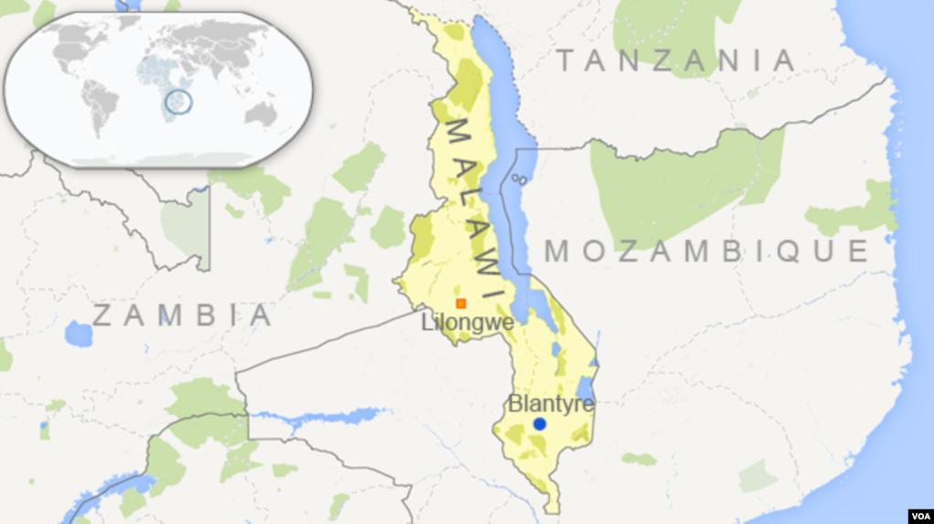 lago niassa mapa Há progresso na resolução da disputa fronteiriça entre Malawi e  lago niassa mapa