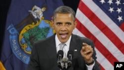 Presiden Obama yakin UU reformasi kesehatan akan dipertahankan oleh MA Amerika.