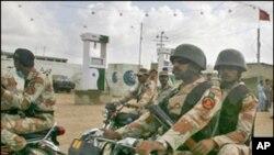 کراچی میں سعودی قونصل خانے پر کریکرز سے حملہ