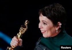Olivia Colman, Melhor Actriz