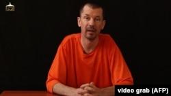 Nhà báo Anh John Cantlie