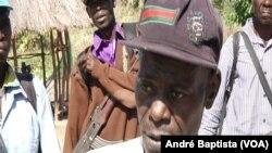 Mariano Nhongo, líder da autoproclamada Junta Militar da Renamo