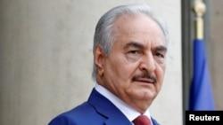 Ливийский фельдмаршал Халифа Хафтар