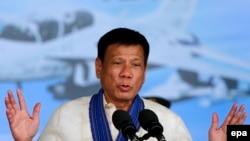 Presiden Filipina, Rodrigo Duterte