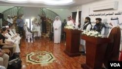 طالبان در دوحه نمایندگی سیاسی دارند