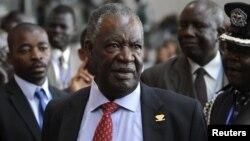 Tổng thống Zambia, Michael Sata