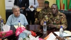 Compte-rendu de Mamoudou Bocoum, correspondant VOA Afrique à Mopti