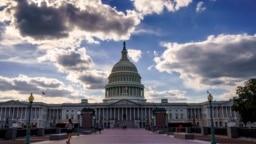 资料照:美国国会大厦。(2021年9月20日)