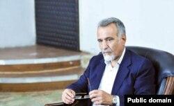 احمد خرم، وزیر اسبق راه و ترابری- آرشیو