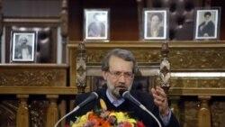 علی لاریجانی: راه حل بحران هسته ای ایران «مسیر دیپلماتیک» است