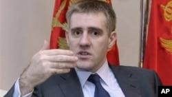 Crnogorski premijer Igor Lukšić (arhivski snimak)