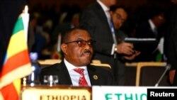 Waziri Mkuu wa Ethiopia Hailemariam Desalegn
