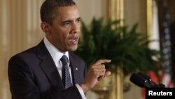 Los asesores de Barack Obama han aprovechado la conmemoración para proyectarlo como un líder firme y decidido.