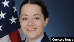 Potpukovnica Carla Gleason