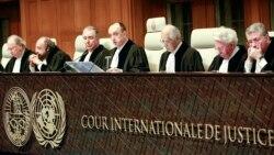 ICJ အမႈ ျမန္မာ့ႏုိင္ငံေရးအေပၚ ႐ုိက္ခတ္ႏုိင္သလား
