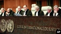 ဆာဗီးယား လူမ်ဳိးတုန္းသတ္ျဖတ္မႈ စြပ္စဲြခ်က္ ICJ တရားခြင္ (မတ္လ ၃၊ ၂၀၁၄)