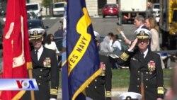 Cộng đồng Việt tại Mỹ tự hào có thêm một vị tướng Hải quân