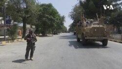 Afghan US Peace ...