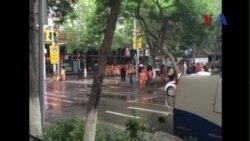 Truyền thông Trung Quốc: Nổ bom ở Tân Cương, 31 người chết