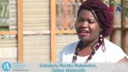 YALI Mandela Fellow - Sizhakele Martha Mukwedini