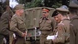У Голівуді віднайшли невідомі кадри Другої Світової у кольорі