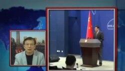 VOA连线:北京各界对安倍参拜靖国神社反应