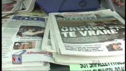 Liria e shtypit në Shqipëri