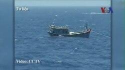 Việt Nam yêu cầu Trung Quốc ngưng 'hành động vô nhân đạo'