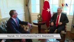 ABD Savunma Bakanı Carter Türkiye'de