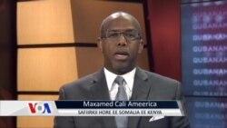 Maxay Kenya u Xiraysaa Xeryaha?